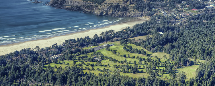 Agate Beach Golf Course