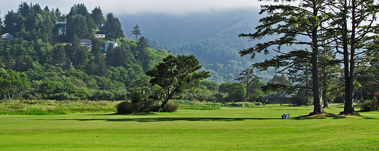 Neskowin Beach Golf Course