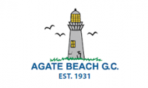 Agate Beach Golf Course Logo