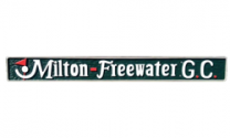 Milton-Freewater Golf Club