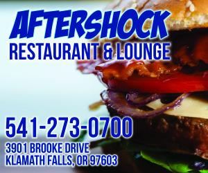 Aftershock Restaurant